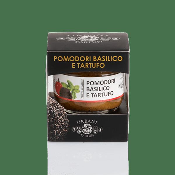 Pomodori, Basilico e Tartufo